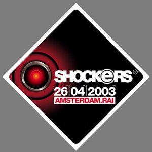 2003.04.26 - Live @ RAI Center, Amsterdam NL - Shockers Festival - Cristian Varela