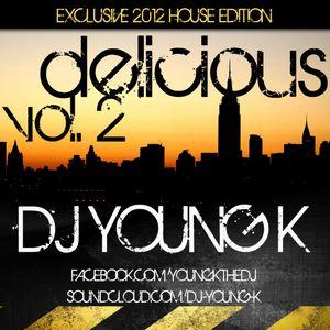 DJ YOUNG K - DELICIOUS VOL. 2