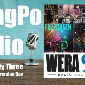 Song Po Radio Ep 53 - The Artists of Clarendon Day 2017 Part Three