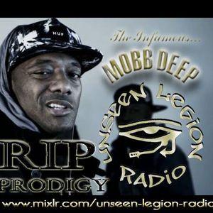 Unseen Legion Radio Prodigy Tribute 6-20-17