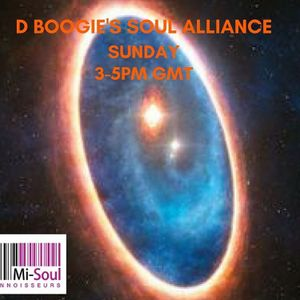 Dboogie on Mi-Soul Connoisseurs (First Show)