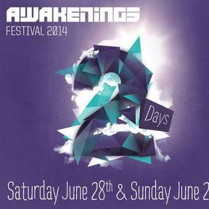 Bart Skils live @ Awakenings Festival 2014 (Spaarnwoude, The Netherlands) - 28.06.2014