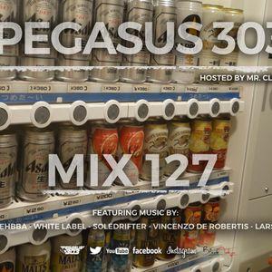 Pegasus 303 Mix 127 – Mr. Clean
