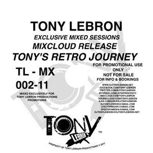 TONY'S RETRO JOURNEY