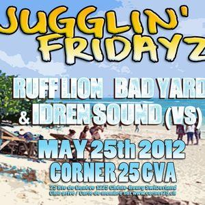 Ruff Lion Sound In Action - Live @ Corner 25 - Jugglin Fridayz
