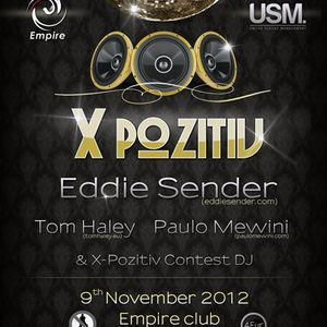 X-Pozitiv DJ Contest (Short Guest Mix 2012)