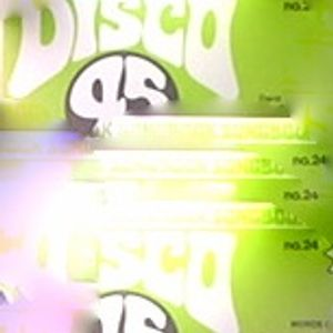 Disco-45 Vol. 1 Mixing,Cut and Scratch by Dj Mbatò (only 45 records)