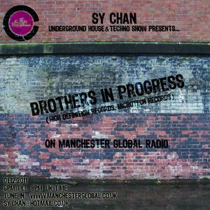 Brothers In Progress @ Manchester Global Radio