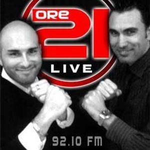 Ore 21 - Facebook terza parte 23/6/2010