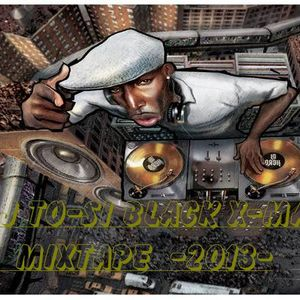 Dj To-Si Black X-Mas Mixtape (2013-12-25)