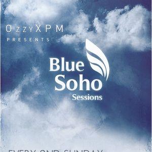 Ozzy XPM – Blue Soho Sessions (November 2015)
