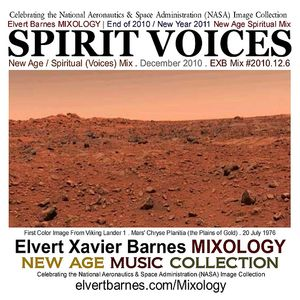 """Spirit Voices"" New Age / Spiritual (Vocals) Mix - December 2010"
