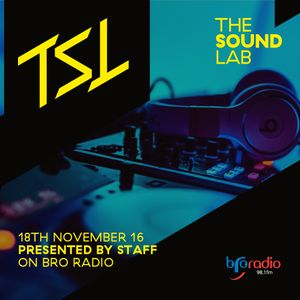 The Sound Lab 18th November 2016