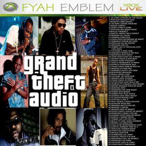 FYAH EMBLEM-GRAND THEFT AUDIO