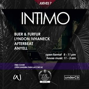 Afterbeat B2B Buer & Furfur - INTIMO Live Set (7-Sep-2017)
