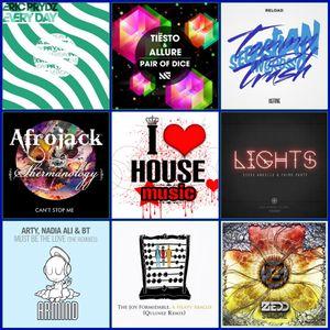 End Of Summer Progressive/Big Room House Mix