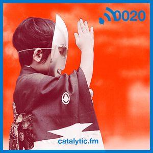Catalytic podcast 0020: Alexandre Roland