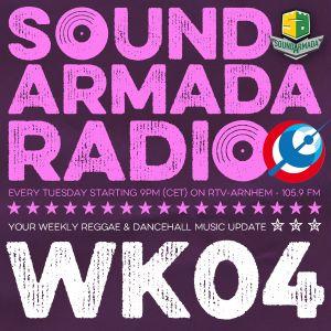 Sound Armada Radio Week 04 - 2015