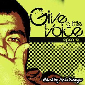 Give a Little Voice 1