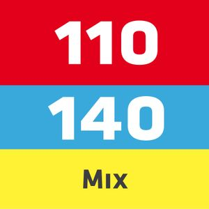 110 to 140 mix
