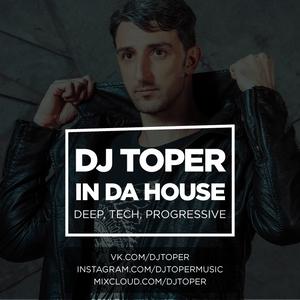 DJ TOPER - IN DA HOUSE #2
