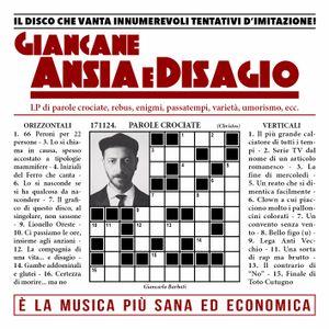 01/12/2017 - Intervista a Giancane (Note a Margine)