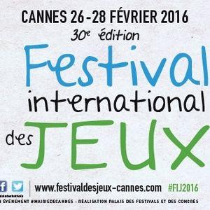 Martinale spéciale Festival International des Jeux  (17 fev 2016)