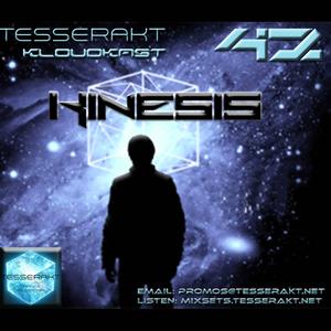 Tesserakt Kloudkast 42 mixed by KINESIS