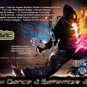 Eric DLQ - New Dance 2 Setiembre 2012