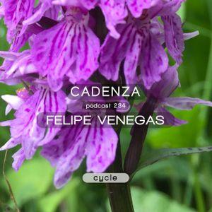 Cadenza Podcast | 234 - Felipe Venegas (Cycle)