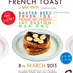 Jay Easton - French Toast 1st Anniversary Promo Mix