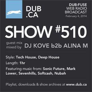 DUB:fuse #510 (February 4, 2014)