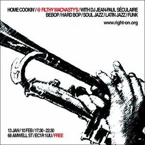 HOME COOKIN' / Bebop / Hard Bop / Soul Jazz / Latin Jazz / Funk