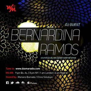 We Must Radio Show #31 - Dj Guest - Bernardina Ramos - djset