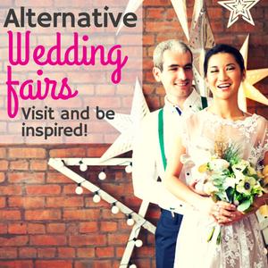 043: Alternative Wedding Fairs- Get inspired!