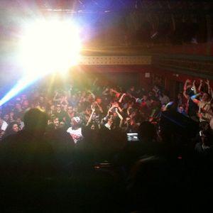 warped destruction - live at debrecen 2010-11-27