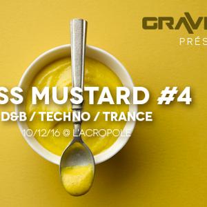 Marc Ayats @ Bass Mustard-Gravity (Vinyls & Digital) 10/12/2016