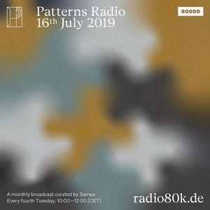 Patterns Radio Nr. 18 w/ Samsa