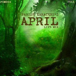 PSM009 - Paride Saraceni - April mix 2011