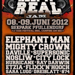 Keep it real Jam Mixtape 8+9 Juni 2012