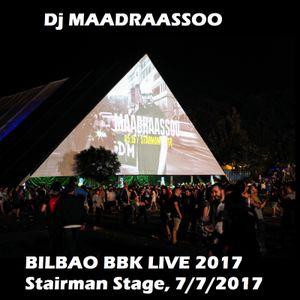 Maadraassoo - Bilbao BBK Live 2017