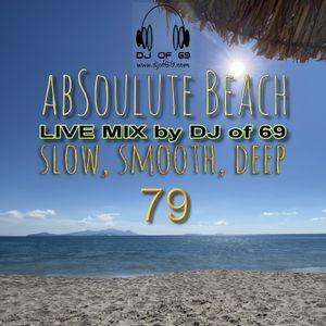 AbSoulute Beach Vol. 79 - slow smooth deep