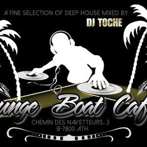 DJ TOCHE LOUNGE BOAT DEEP HOUSE &NU DISCO PARTIE 1 MAI 2016