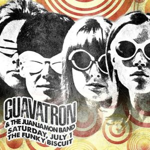 Guavatron - The Funky Biscuit - Boca Raton, FL - 2017-7-1