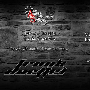 Special GuestMix By Frank Dueffel - ALME Previa Show