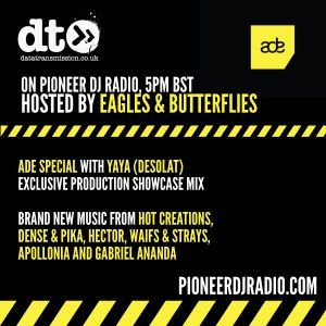 Data Transmission Radio Show 032 - Hosted by Eagles & Butterflies