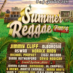 Channel One @ Summer Reggae Fest 08.07.2011 part 2.