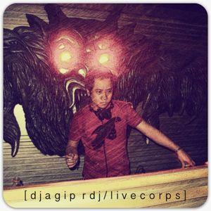 running trip [ dj agip rdj / livecorps ] ableton live progressive set