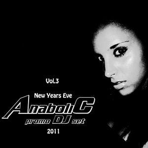 AnaboliC - Live DJ set / New Year 2011 vol.3