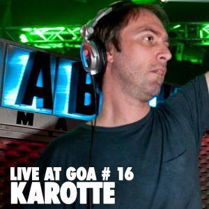 Karotte | Like a Virgin | 22 Abril 2012